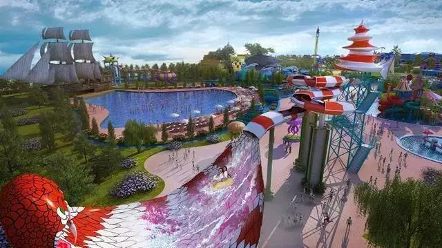 攻略|西安三家水上乐园最全解析,看完你想去哪一个?